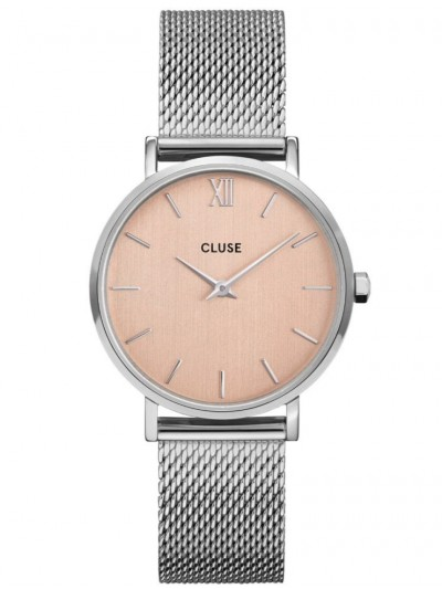 CW0101203029 Ladies' Watch Minuit Steel/Rose Gold