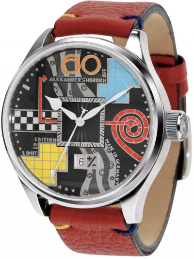 AS.AVG05 PlusMinus Mens Automatic Watch