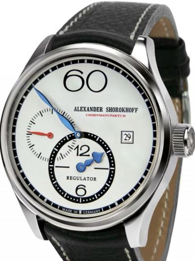 AS.R01-2 Regulator Mens Watch