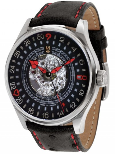 AS.V3.02-R Hand-Winding Men's Watch Lucky 8 Limited Edition