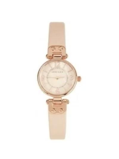 Anne Klein Leather Ladies Watch