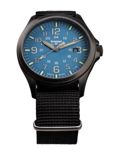 108647 Men´s Watch P67 Officer Pro Gunmetal/Sky-Blue