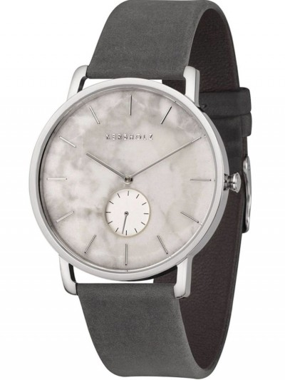 Men's Watch Fritz White Marble/Asphalt