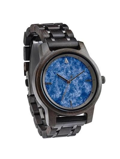 Horizon Ebony Blue Marble